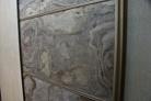 Fornir kamienny na paneli ściennym